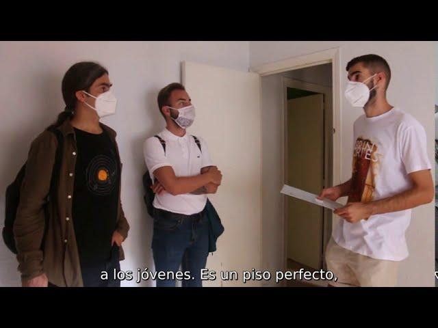 Amb Obrint Portes, facilitem l'accés a un lloguer assequible a 12 joves de Lleida