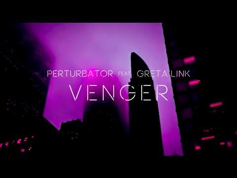 Perturbator - Venger [feat. Greta Link] (Lyric Video)