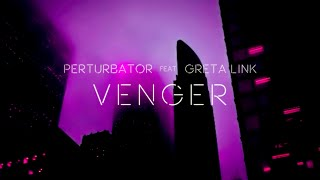 Perturbator - Venger [feat. Greta Link] (Lyric Video)