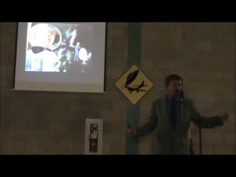 2013 Border Zone UFO Festival - Lecture # 6: Travis Walton