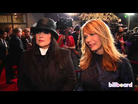 Heart: 2013 Rock & Roll Hall of Fame Red Carpet
