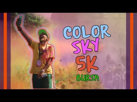 🤡 Color Sky 5k -  Bursa