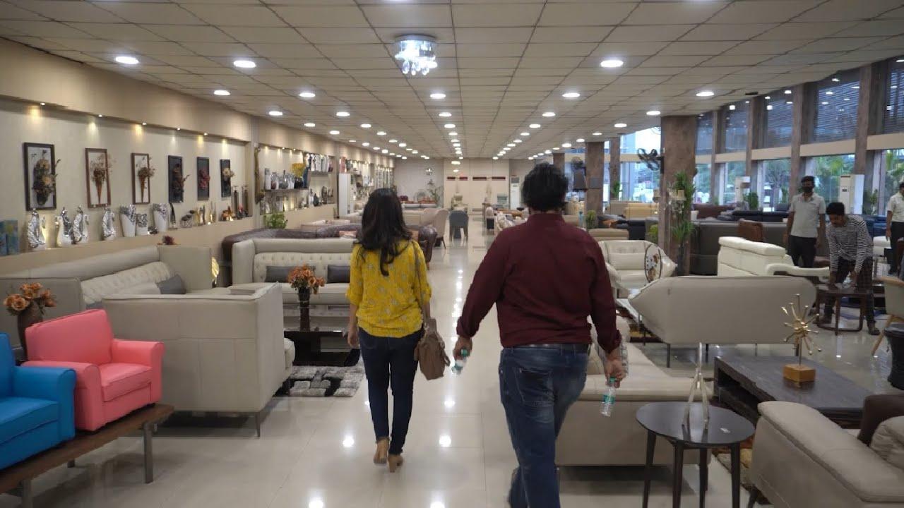Kasheli Furniture Market near Mumbai | Bhiwandi Furniture Wholesale Market | Interior Design