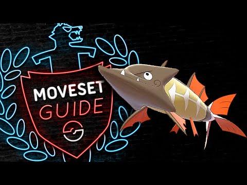 How to use BARRASKEWDA! Barraskewda Moveset Guide! Pokemon Sword and Shield! ⚔️🛡️