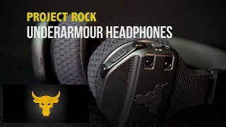 The Rock Headphones Underarmour Review (Best Review)