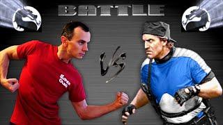 Mortal Kombat: Super Oleg vs Stryker Part 1