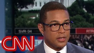 Don Lemon: Who's the real dummy?