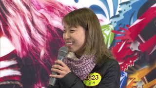 2018/1/4にボートレースびわこで行われた中村桃佳選手のトークショーです.