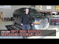 The New 2017 GMC Savana Explorer 7 Pass Quigley 4X4 - White Bear Lake, St Paul, Mpls, MN
