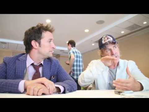 Noah Wyle and Will Patton Talk 'Falling Skies' at Comic-Con 2014
