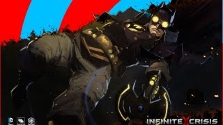 Eu sou o Batman! - Infinite Crysis
