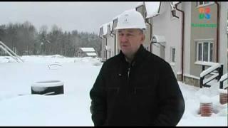 видео Особенности строительства в зимний период