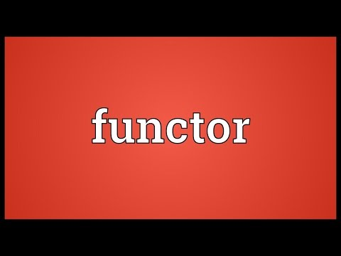 Header of functor