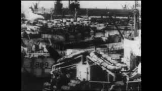 Ships make way - CBC D-Day Live