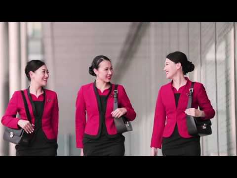 Cathay Dragon - Our People