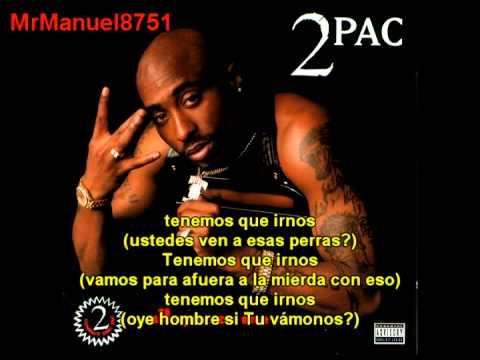 2Pac - Check Out Time (Subtitulado By Manuel8751)