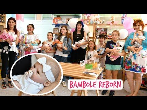 Incontro con le Bambole Reborn || Reborn Baby Giulia ITALIA