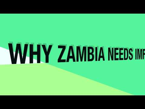 Why Zambia Needs The IMF