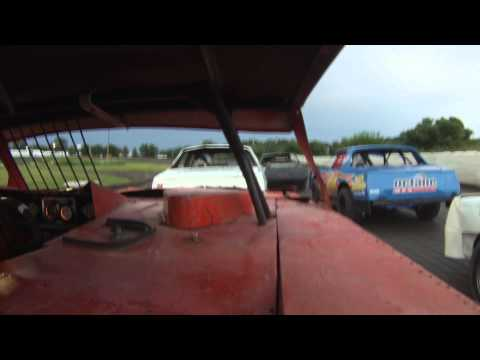 Fiesta City Speedway Pure Stock Feature 7-17-15