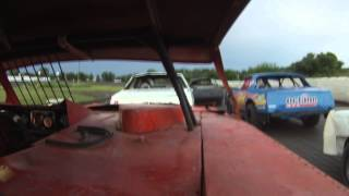 Fiesta City Speedway Pure Stock Feature 7-17-15