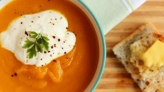 How To Make Roasted Pumpkin Soup?
