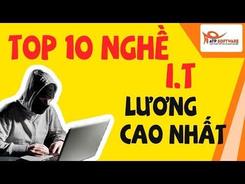 TOP 10  nghề công nghệ thông tin có mức lương cao nhất tương lai #topkinhdoanh
