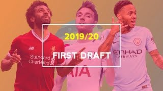 FPL Is Back - First Team Selection (2 Teams)