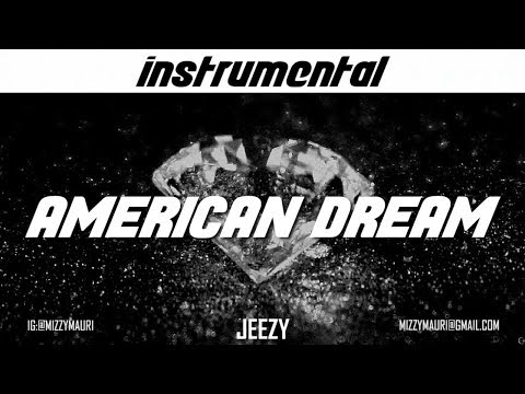 Jeezy - American Dream (ft. J.Cole & Kendrick Lamar) [INSTRUMENTAL]