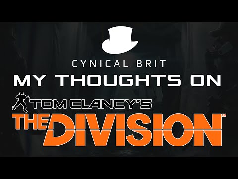 My thoughts on Tom Clancy's The Division (Beta)