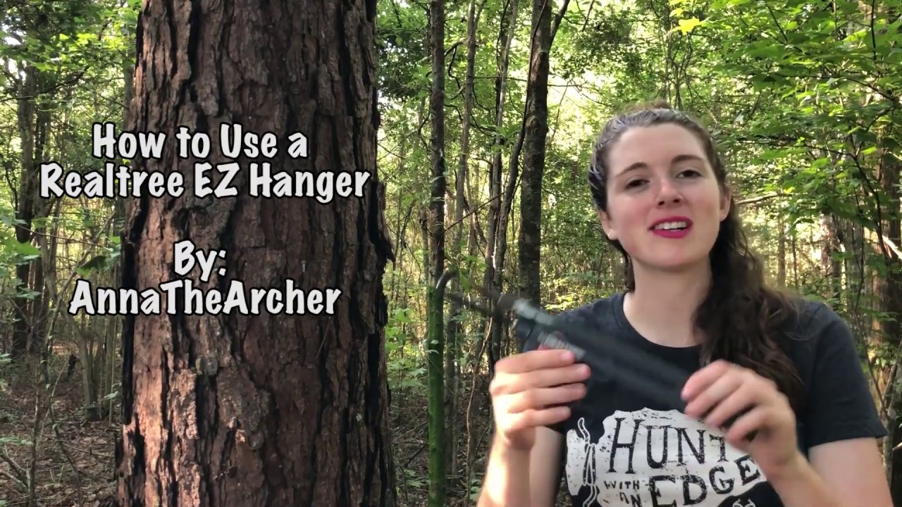 How to Use a Realtree EZ Hanger