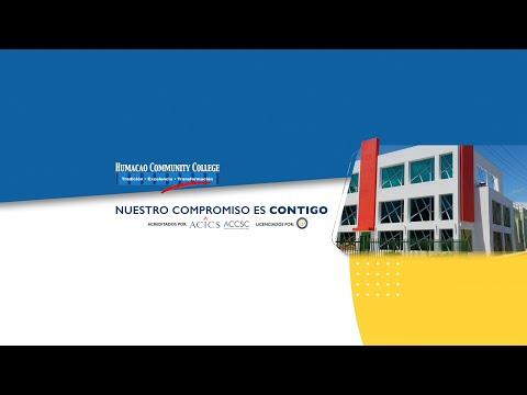 Humacao Community College / Estudia un Certificado, Grado Asociado o Bachillerato
