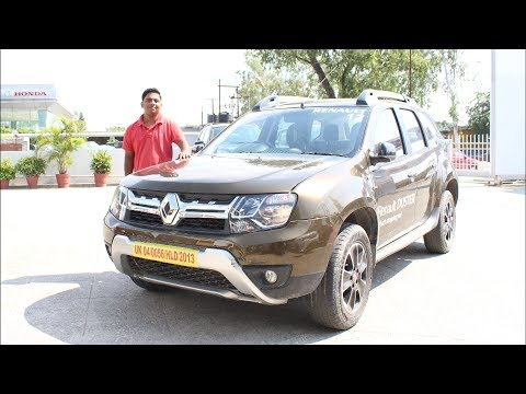 Renault Duster | Duster 2017 | Duster Test Drive | Renault Duster dci