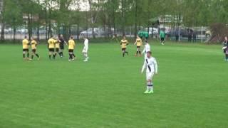 Sparta Jazgarzew - Legia II Warszawa 3:1 (1:1) - skrót meczu