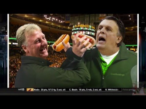 Best Larry Bird story-Kevin McHale