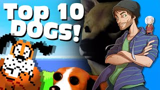Top 10 Dogs in Video Games! - SpaceHamster
