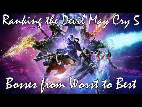 Ranking the Devil May Cry 5 Bosses from Worst to Best thumbnail