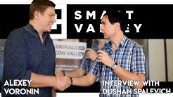 Smart Valley Interview with Dushan Spalevich for ICO TV VIDEO
