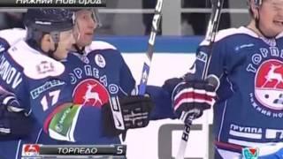 Новости хоккея на КХЛ ТВ от 22 ноября 2011 года