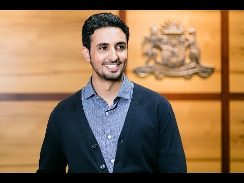 Meet Riyadh Alhabshan - Commercial Lawyer at Siemens Ltd Saudi Arabia