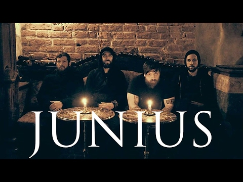 Interview with Joseph E Martinez of Junius – Toilet Ov Hell Podcast