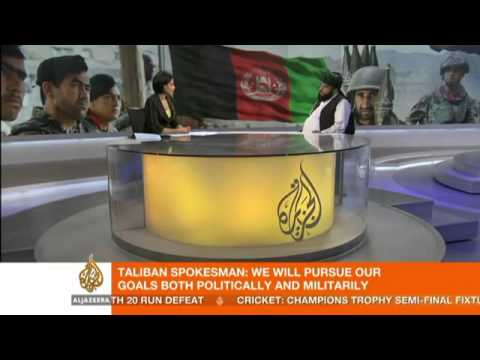 Taliban: No ceasefire with US and its allies; 'Qatar Office=Recognition=NA back to caves?!!'