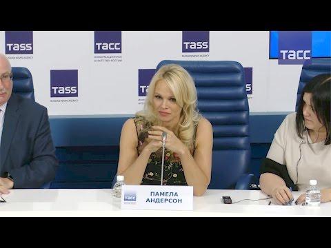 Памела Андресон не исключила возможность получения гражданства РФ