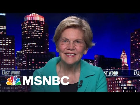 Sen. Warren: 'Americans Have Had It With Republicans On Taxes' | The Last Word | MSNBC