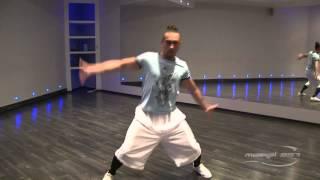 Борис Темкин - урок 8: видеоуроки клубных танцев