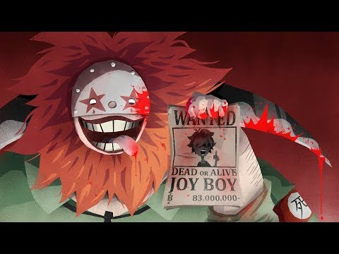 The Worlds MOST POWERFUL BOUNTY HUNTER: Drug Peclo || One Piece