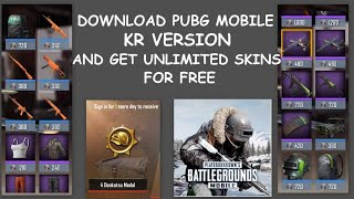 How To Install Pubg Mobile Korean Version In Any Country On Android