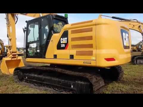 Brand New Cat 320 Next Gen Excavator