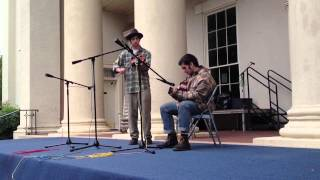 Pretty Little Widow - Mickey Nelligan - fiddle - Tennessee Valley Oldtime Fiddlers Convention