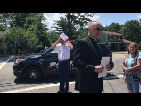 Lt. Joseph A. Silva Memorialization of Cardinal Drive, Oakland, New Jersey (Part 1)