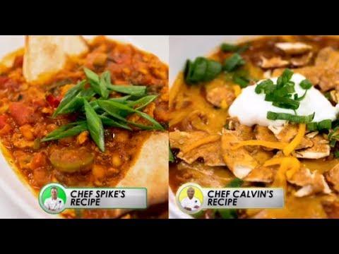 Recipe rehab season 1 episode 10 texas style tailgate chili youtube forumfinder Images